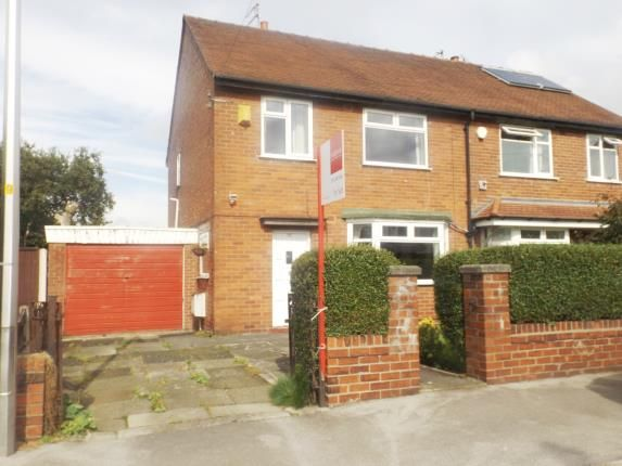 Thumbnail Semi-detached house for sale in Curzon Road, Offerton, Stockport, Chehsire