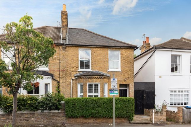 Thumbnail Property to rent in Gladstone Road, Wimbledon