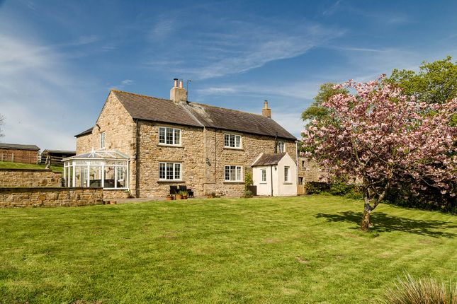 Thumbnail Farmhouse for sale in West Steel, Near Beltingham, Hexham, Northumberland