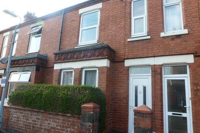 Thumbnail Property to rent in Alexandra Road, Wrexham