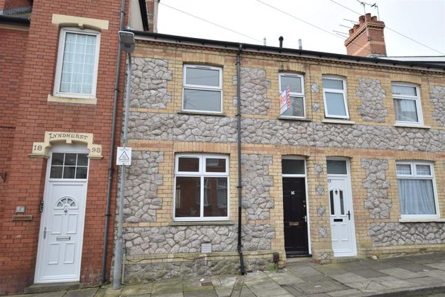 Thumbnail Terraced house for sale in Harvey Street, Barry