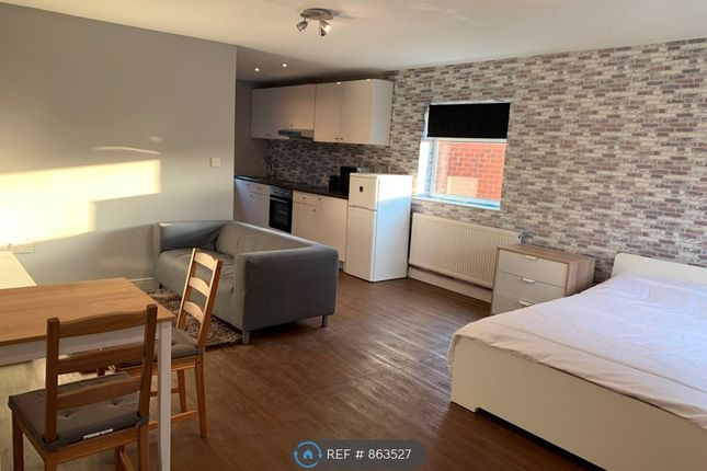 Thumbnail Studio to rent in The Avenue, Middlesbrough