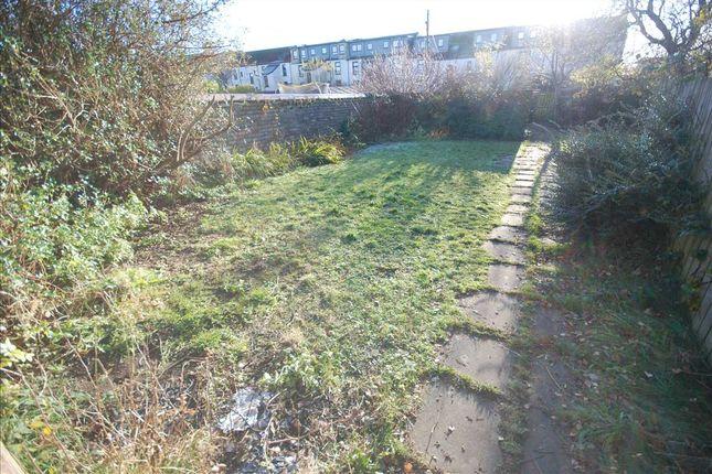 Rear Garden of Seton Street, Ardrossan KA22