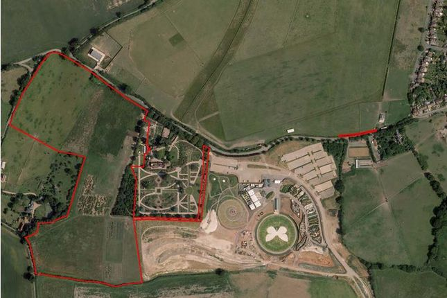 Thumbnail Land for sale in Land And Buildings At, Gardens Of The Rose, Chiswell Green Lane, St Albans, Hertfordshire