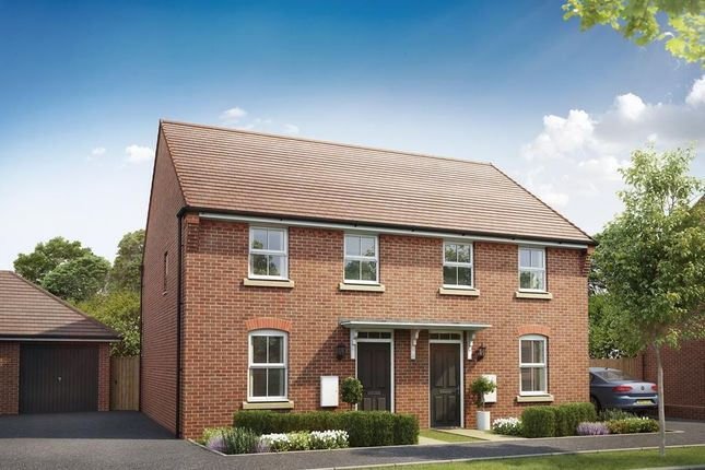 """Semi-detached house for sale in """"Washford"""" at Harlequin Drive, Worksop"""