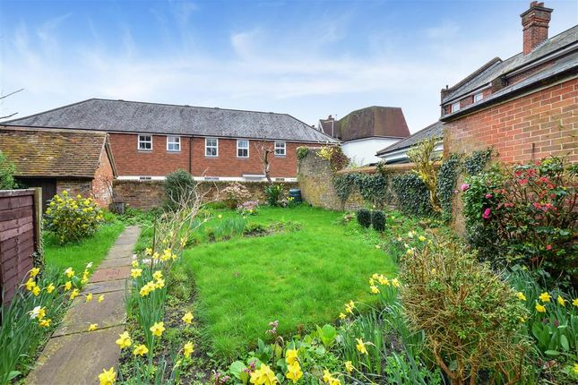 Thumbnail Terraced house for sale in St. Peters Road, Petersfield, Hampshire