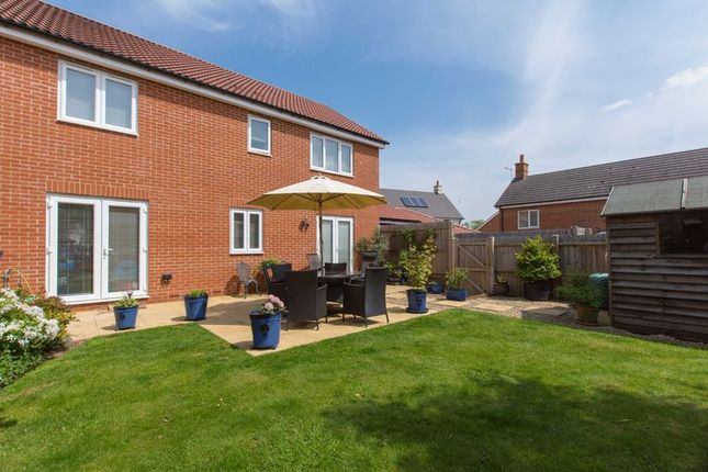 Thumbnail Link-detached house for sale in Hunky Dory, Drovers Way, Newent