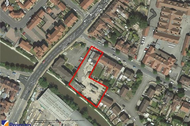 Thumbnail Land for sale in 9-11, Merevale Avenue, Nuneaton, Warwickshire, UK