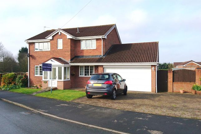 Thumbnail Detached house for sale in Elmdale Drive, Edenthorpe, Doncaster