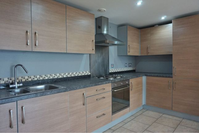 Kitchen of South Victoria Dock Road, Dundee DD1