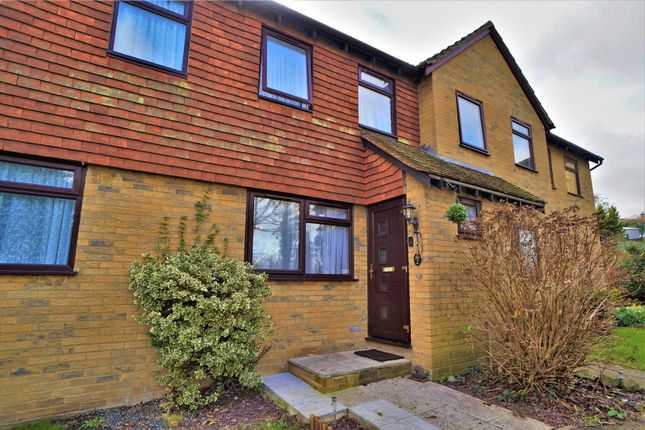 Thumbnail Terraced house to rent in Yalding Close, Rochester, Kent