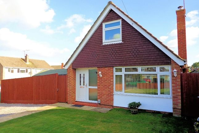Thumbnail Detached bungalow for sale in Allen Road, Hedge End, Southampton