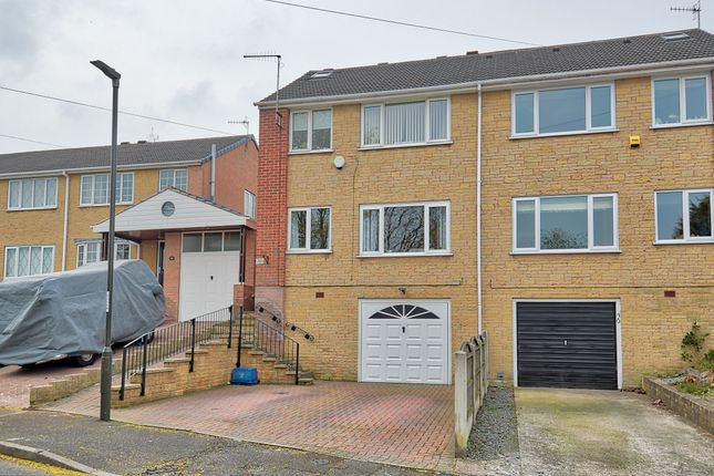 Outside of Burns Drive, Dronfield S18