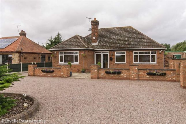 Thumbnail Bungalow for sale in Neap House Road, Gunness, Scunthorpe