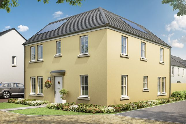 """4 bed detached house for sale in """"The Ockle"""" at Stable Gardens, Galashiels TD1"""