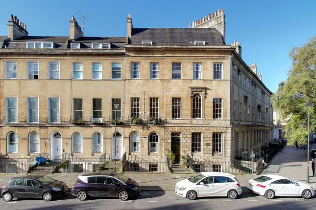 Thumbnail Maisonette for sale in Johnstone Street, Bath