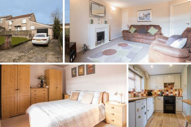 Thumbnail Semi-detached house for sale in Waun Wern Park, Crumlin Road, Pontypool