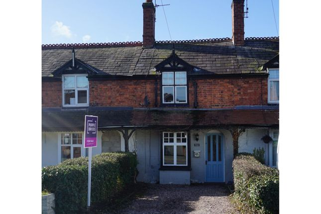Thumbnail Cottage for sale in Audlem Road, Nantwich