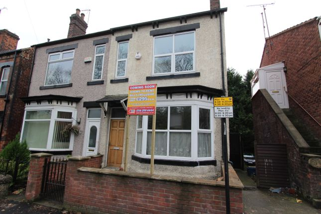Thumbnail Shared accommodation to rent in Rm 4, Herries Road, Sheffield