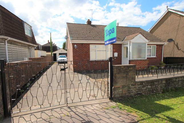 Thumbnail 2 bedroom bungalow for sale in South Road, Broadwell, Coleford