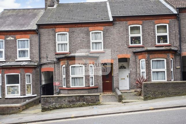 3 bed terraced house for sale in Hitchin Road, Luton