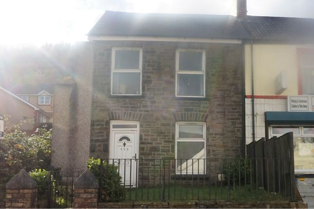 Thumbnail Semi-detached house for sale in John Street, Aberdare