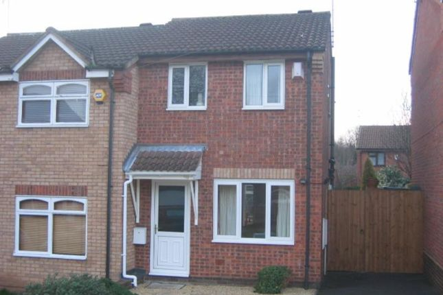 Thumbnail Semi-detached house to rent in Lodgefield Road, Halesowen, West Midlands