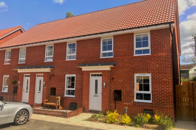Thumbnail End terrace house for sale in Hereford Way, Boroughbridge, York
