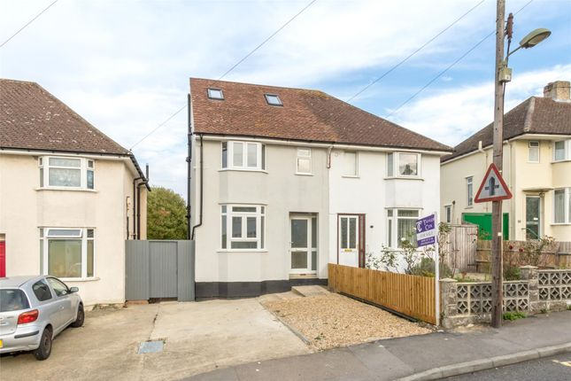 Thumbnail Semi-detached house for sale in Finmore Road, Oxford