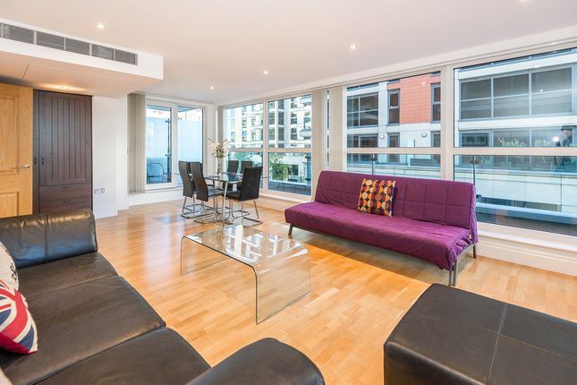 2 bed flat to rent in Harbour Reach, Imperial Wharf