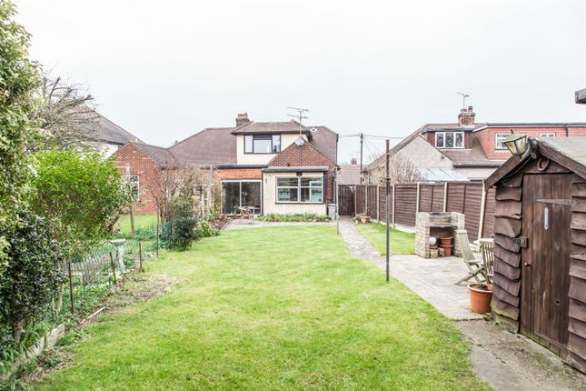 Thumbnail Semi-detached house for sale in Jasmine Terrace, Orchard Lane, Pilgrims Hatch, Brentwood