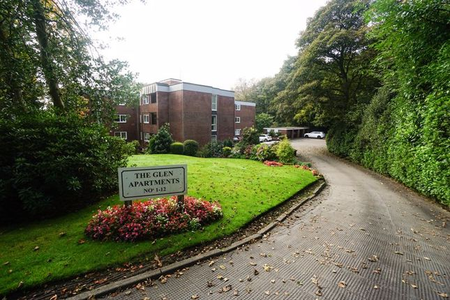 Thumbnail Flat for sale in The Glen, Bolton