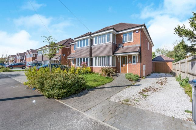 Thumbnail Semi-detached house for sale in Beeches Avenue, Acocks Green, Birmingham