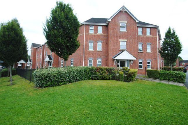 Thumbnail Flat to rent in Bridgewater Close, Frodsham