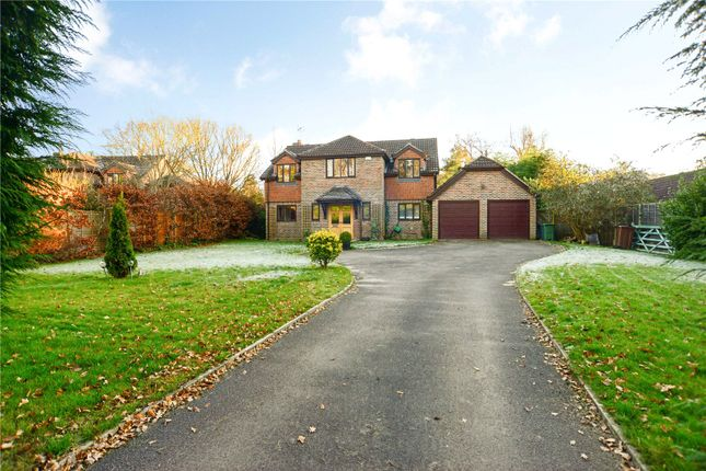 Thumbnail Detached house for sale in Longmoor Road, Liphook, Hampshire