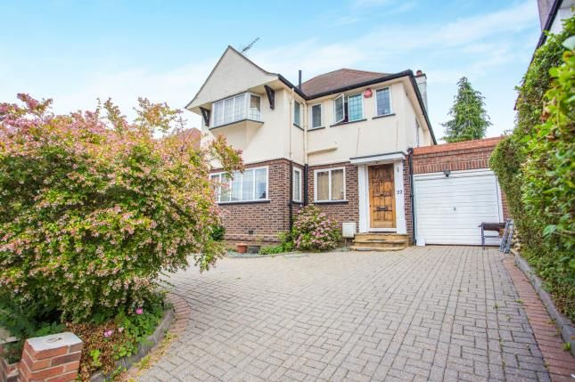 Thumbnail Semi-detached house for sale in The Crossways, Wembley, Kingsbury, London