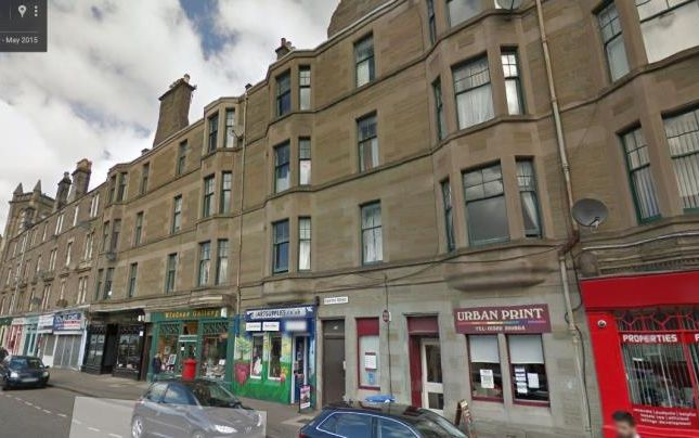 2 bed flat to rent in Perth Road, Dundee DD1