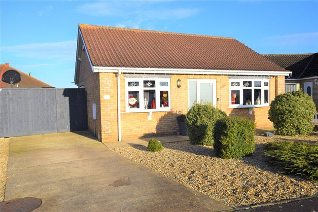 Front of Beaumont Close, Burgh Le Marsh, Skegness, Lincolnshire PE24