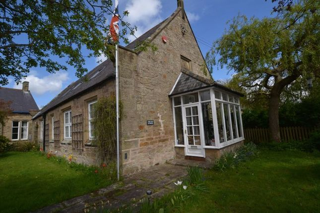 Thumbnail Detached house for sale in Whittingham, Alnwick