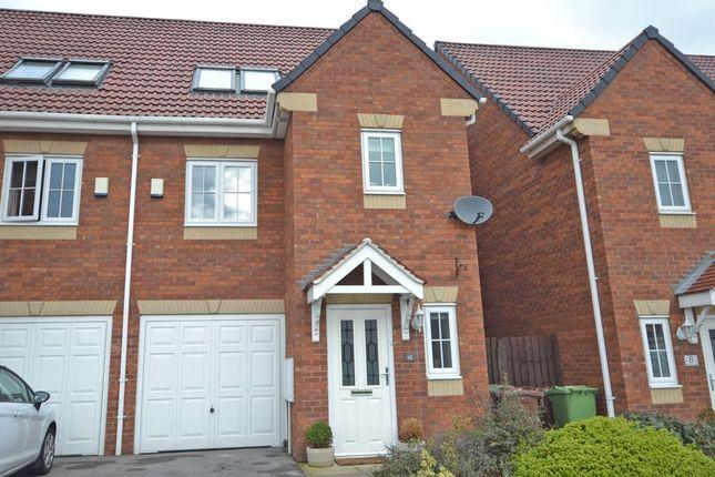 Thumbnail Semi-detached house for sale in Springwell Road, Ossett