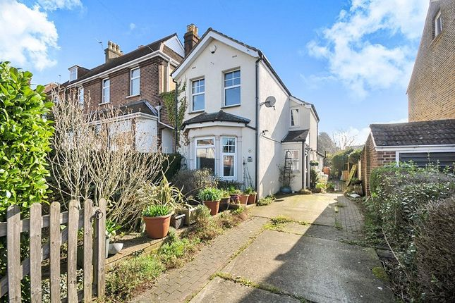 Thumbnail Detached house for sale in West View Road, Swanley