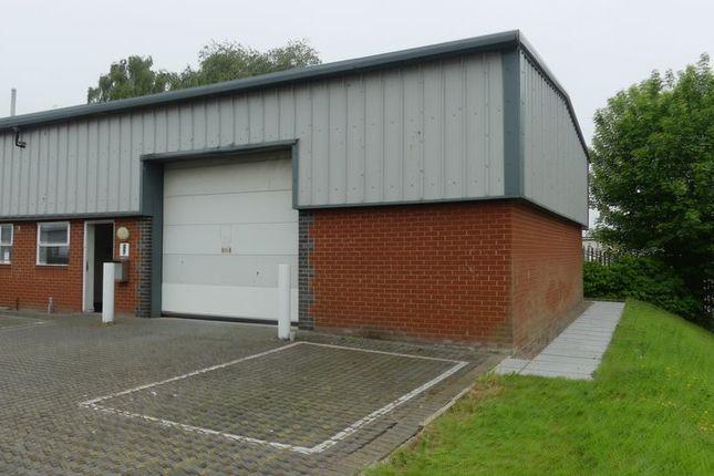 Thumbnail Warehouse to let in Unit 8, Lowestoft Enterprise Park, School Road, Lowestoft