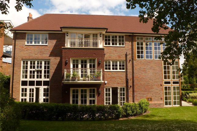 Thumbnail Flat for sale in The Paddock, 13 Brayfield Lane, Chalfont St. Giles, Buckinghamshire