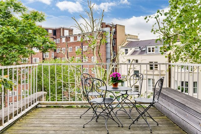 Thumbnail Flat for sale in Linden Gardens, London