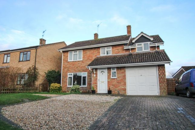 Thumbnail Detached house for sale in Drury Lane, Wicken, Ely