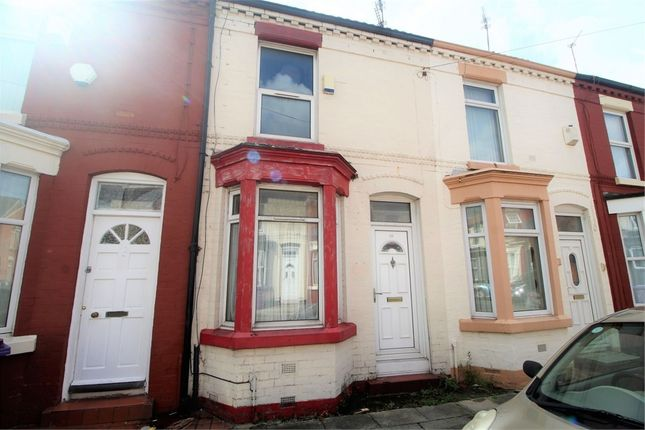 Thumbnail Terraced house for sale in Jesmond Street, Liverpool, Merseyside