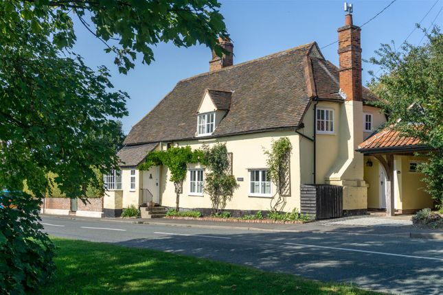 Thumbnail Detached house for sale in Deysfield, The Street, Chelsworth