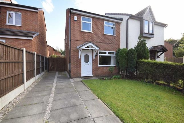 Thumbnail Semi-detached house to rent in Lostock View, Preston, Lancashire