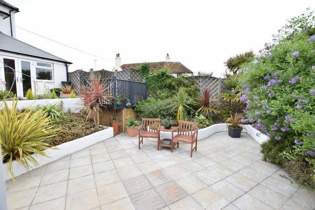 Rear Garden of Eastbourne Road, Pevensey Bay BN24