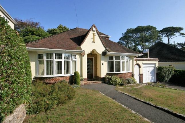 Thumbnail Bungalow for sale in Anthonys Avenue, Canford Cliffs, Poole